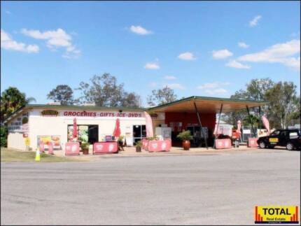 TOTAL Shop+ Post office+House/Office. MAKE YOUR DREAM COME TRUE! Gunalda Gympie Area Preview