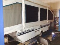 1995 Palomino Filly Tent Trailer