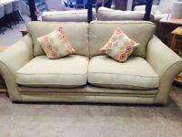 Brand New Harvey's Sofa 2 x 2 seater Cream Colour