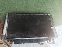 2003 to 2009 Toyota Prius 1.5 Hybrid Radiator, Air Con, Rad, Fans, Bottle Complete