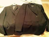 Men's suit jackets Protocol 44 Tall worn once each