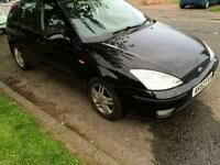 BREAKING ford focus 1.6 zetec