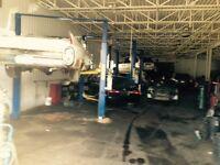 Fondé de commerce Garage Mecanique