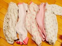 Well loved 0-3 month sleepers