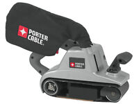 "PORTER-CABLE 362 12 Amp 4""X24"" belt sander"