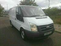 "FORD TRANSIT T260 SWB LOW ROOF 2010 ""60"" REG 119,000 MILES"
