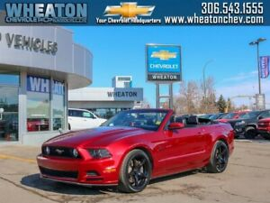 2014 Ford Mustang GT *CONVERTIBLE* *5.0L-*AUTO*-LEATHER*