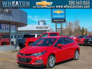 2018 Chevrolet Cruze PREMIER *RS PACKAGE- HEATED LEATHER- REMOTE