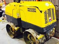 NEW TRENCH ROLLER! NEW FORKLIFT & 500MCM CABLE