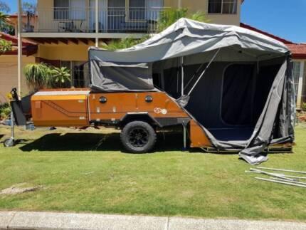 Bargain Hard Floor Camper Trailer MUST SELL