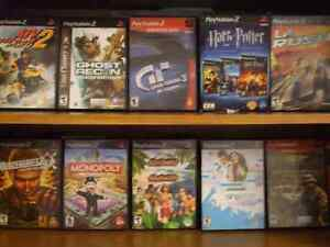 PS2/PS3/DS/PSP/Xbox and Game Cube games to sell. Gatineau Ottawa / Gatineau Area image 1