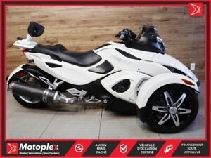 2010 Can-Am Spyder RS-S SE5 48$/SEMAINE