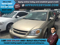 Cobalt Available for Bad Credit Auto Loan Financing.