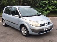 Renault scenic 1.5 Dci only 56k and new m.o.t
