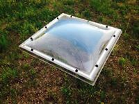 *** New Dome skylights*** $10 each