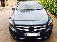 2013 Mercedes-Benz A180 Cdi BlueEfficiency 5 door sports