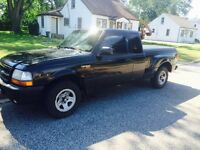 2000 ford ranger safety and e-tested