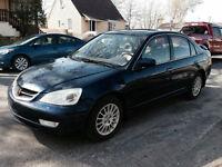 2002 Acura TL 4CYL Berline