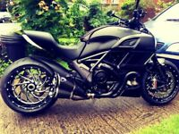 One of a Kind Ducati Diavel