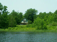 WATERFRONT YEAR ROUND  COUNTRY HOME FOR SALE