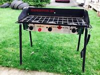 Portable bbq expedition grade