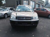 2006 Hyundai Santa Fe GLS SUV, Crossover (Certified & Etested)
