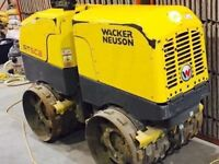 """***GREAT DEAL ON NEW HYSTER FORKLIFT & 32"""" TRENCH ROLLER***"""