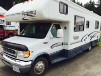 2001 triple e one owner bought new