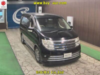 2006 (06) NISSAN ELGRAND RIDER 3.5 V6 7 Seater People Carrier Alphard Estima 4x4