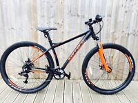 Carrera sulcata mountain bike mtb will post