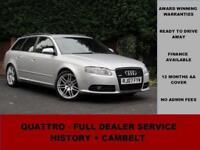 2007 Audi A4 Avant 2.0 TDI S LINE SPECIAL EDITION QUATTRO AVANT 170 PS, DIESEL