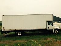 Owner Operator looking for part/full time. 5 ton.