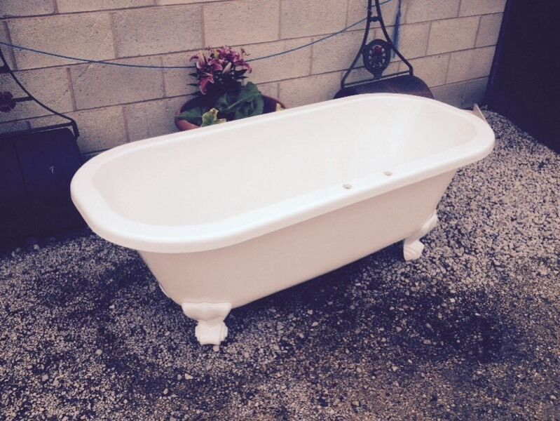 Dining table glass dining tables leeds - Bath Tub Plastic Very Good Condition In Penwortham