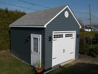 L.Martin Garden Shed- Garage (Early Booking 2015)