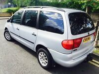 SEAT ALHAMBRA AUTO DIESEL 7 SEATER CHEAP BUT A STRONG CAR