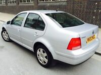 53 PLATE VW BORA 1.9 TDI F/S/H 1 OWNER VGC NIPPY CAR
