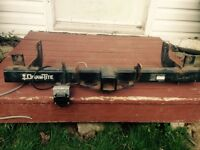 Trailer hitch for 2012 ford F150