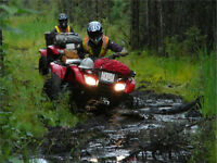 Rent a ATV Quad from Pioneer Offroad Rentals Fort McMurray