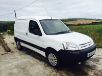CITROEN BERLINGO FIRST 750 1.6 HDI WHITE 2011 1 OWNER