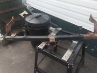 2 inches trailer hitch