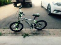 Vélo pour garçon de 6 à 8 ans