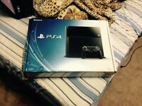 Mint condition ps4