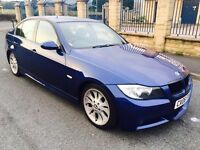 BMW 3 SERIES 320d M SPORTS Full History px/welcome