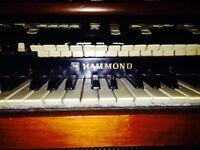 Band require keys/ organ player