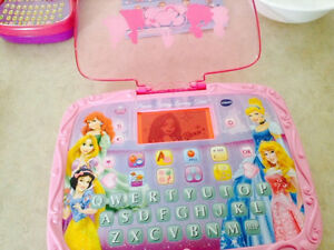 Princess fantasy learning tablet Peterborough Peterborough Area image 2