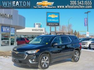 2018 Chevrolet Traverse LT AWD *SUNROOF-NAV-HEATED LEATHER*