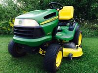 "2006 John Deere LA130 48"" !  We take broken trade ins!"