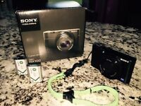 Sony RX100** Two Battery's, like new condition