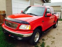 2000 Ford F-150 Lariat supercab 4x4 Low Km's