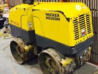 ****BRAND NEW WACKER NEUSON PACKER & HYSTER FORKLIFT & MORE***
